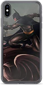 iPhone 6 Plus/6s Plus Shockproof Anti-Scratch Case Bat-Man Superhero Comic Gotham City