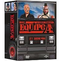 Pack: El Equipo A - Serie Completa [DVD]