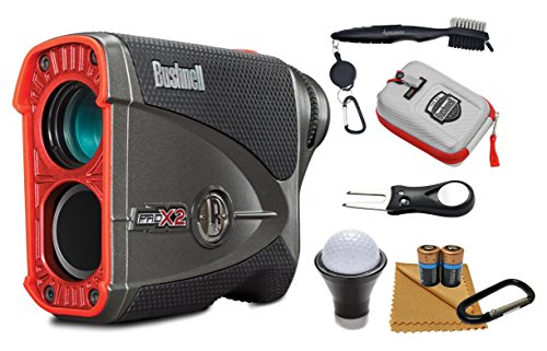 Bushnell Pro X2 Laser Golf Rangefinder 201740 and Wearable4U All-In-One Golf Tools Bundle by Wearable4u (Image #5)