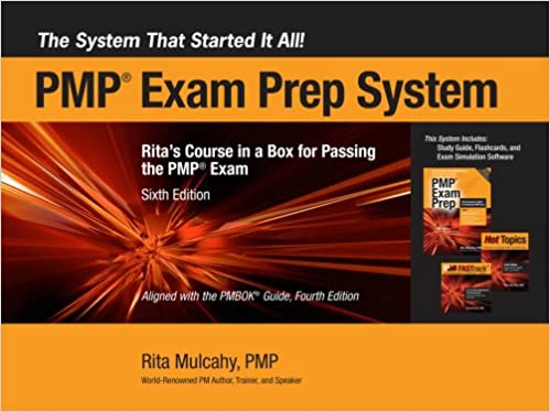 The pmp exam prep system ritas course in a box for passing the the pmp exam prep system ritas course in a box for passing the pmp exam sixth edition fandeluxe Gallery