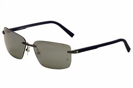 Amazon.com: Mont Blanc mb465s – 08 C Diseñador anteojos de ...