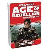 Star Wars Age of Rebellion: Commando Specialization Deck