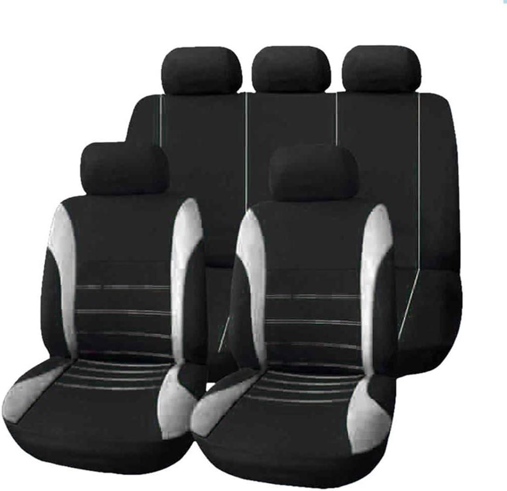 Auto-Zubeh/ör Innenraum Gelb Auto-Sitzbez/üge Vordersitze Auto-Schonbez/üge Set Universal Autositzbez/üge Schonbez/üge Vorne Csatai Auto Vordersitze Universal
