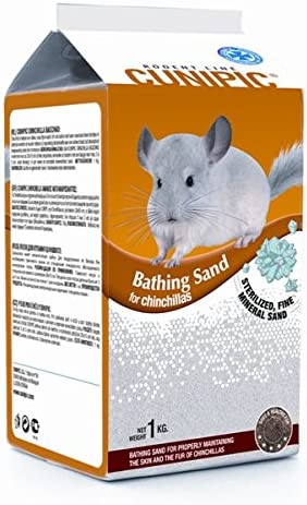 Cunipic Arena para Chinchillas 1kg. Rodent Line para roedores ...
