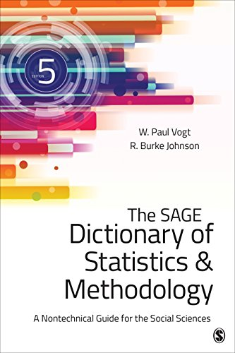The SAGE Dictionary of Statistics & Methodology: A Nontechnical Guide for the Social Sciences