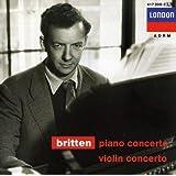 Britten: Piano and Violin Concertos