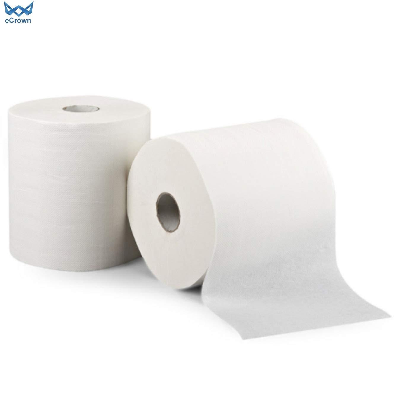 Enov Versatwin 2 Ply Toilet Tissue White ~ 24 Rolls