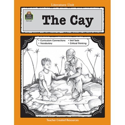 TCR0447 - THE CAY CHALLENGING LITERATURE UNIT ()