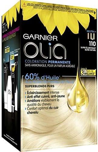 Garnier – Coloración Superblanqueante, rubio natural 110 ...