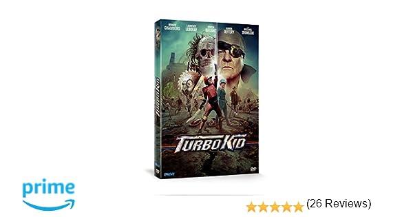 Turbo Kid [Francia] [DVD]: Amazon.es: Munro Chambers, Laurence Leboeuf, Michael Ironside, Edwin Wrigh, Aaron Jeffery, Romano Orzari, Yves Corbeil, ...