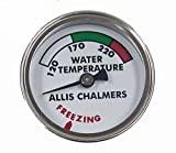 Allis Chalmers Tractor Water Temperature Gauge Replaces 70213675 & 213675, Model: R0934 , Home & Outdoor Store
