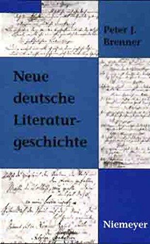 Neue deutsche Literaturgeschichte: Vom »Ackermann« zu Günter Grass: From the