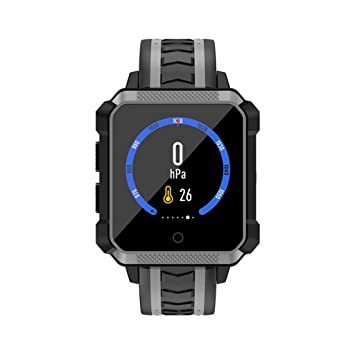 FANZIFAN Reloj Inteligente IP68 Impermeable 4G Sport smartwatch ...
