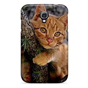 New Arrival Cover Case With Nice Design For Galaxy S4- Cat