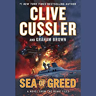 Book Cover: Sea of Greed