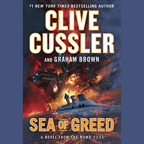 Sea of Greed (The NUMA Files)