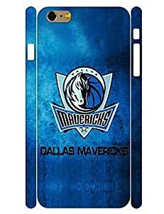 Colorful Series Cell Phone Case Extraordinary Logo Basketball Team Pattern Slim Fit Case For Iphone 6 4.7Inch Cover (XBQ-0279T)
