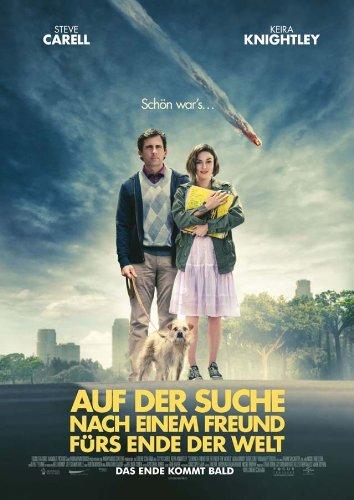 Auf der Suche nach einem Freund fürs Ende der Welt Film
