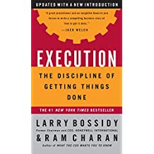 Livros ram charan na amazon execution the discipline of getting things done fandeluxe Image collections