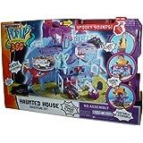 MATCHBOX Pop Up 360? Haunted House Adventure Set