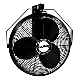 Best Air King Tower Fans - Air King 9518 18-Inch Industrial Grade Wall Mount Review