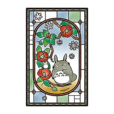 Ensky My Neighbor Totoro - Blooming Camellia Art Crystal Jigsaw Puzzle (126 Piece): Toys & Games