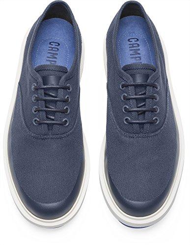 Camper Mateo K100184-002 Zapatos de vestir Hombre Azul