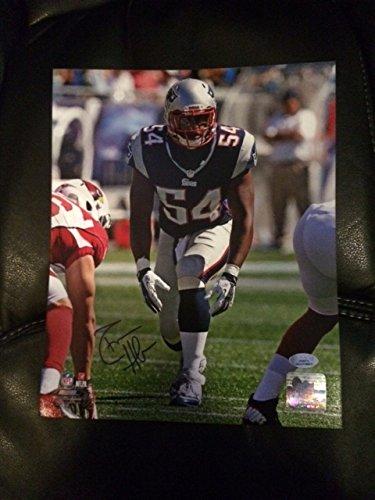 Patriots Donta Hightower Autographed 8X10 Photo