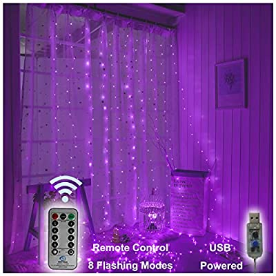 Pooqla Curtain Lights