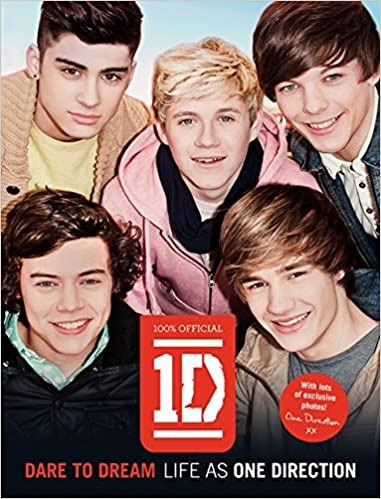 One direction dare to dream life as one direction amazon one direction dare to dream life as one direction amazon one direction 9780062213426 books stopboris Image collections