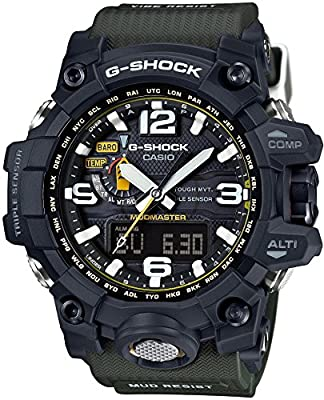 CASIO G-SHOCK MUDMASTER GWG-1000-1A3JF Mens Japan import