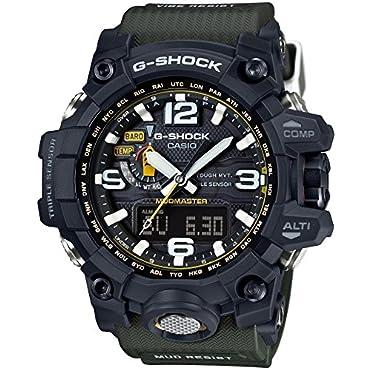 Casio G-Shock Mudmaster GWG-1000-1A3JF Watch