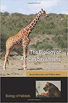 Book The Biology of African Savannahs (Biology of Habitats)
