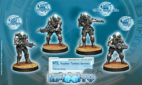 Infinity: Haqqislam - KTS  Kaplan Tactical Services