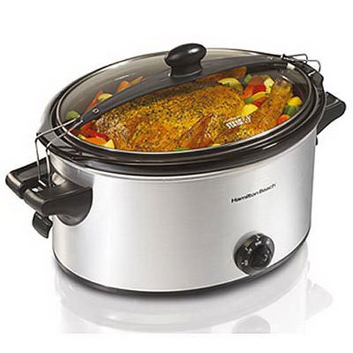 Hamilton Beach 33262 6 Quart Cooker
