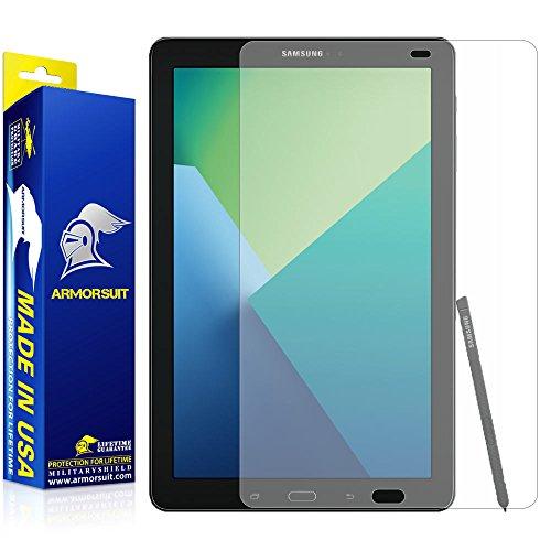 ArmorSuit Samsung Galaxy Tab A 10.1 (2016) With S-Pen [SM-P580] Anti-Glare Screen Protector, MilitaryShield Max Coverage Screen Protector For Galaxy Tab A 10.1 (2016) With S-Pen [SM-P580] - Matte