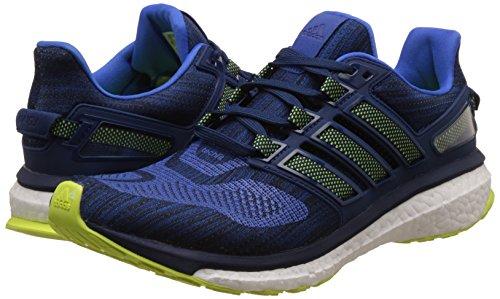 Jaune Homme Chaussures Course Bleu Boost Solaire Pour 3 Energy Mystre Adidas Training bleu De ZPTWaZ6
