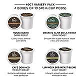 Peet's Coffee Dark, Medium, & Light Roast K-Cup