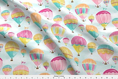 hot air balloon fabric - 8