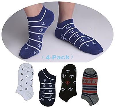 4-Pack Socks Funky Basketball for Mens #VP2715 RJ322M15