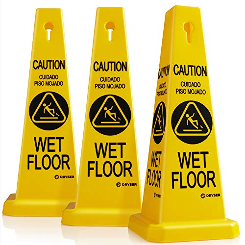 slippery when wet sign buyer's guide