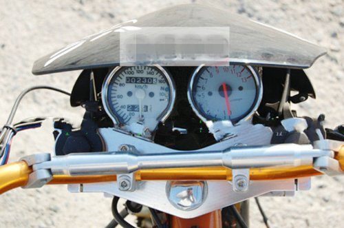 Motorcycle Tach Wiring Diagram : Amazon.com: thg motorcycle tachometer gauges for all japanese