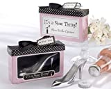 ''It's a Shoe Thing!'' Shoe Bottle Opener - Baby Shower Gifts & Wedding Favors (Set of 48)