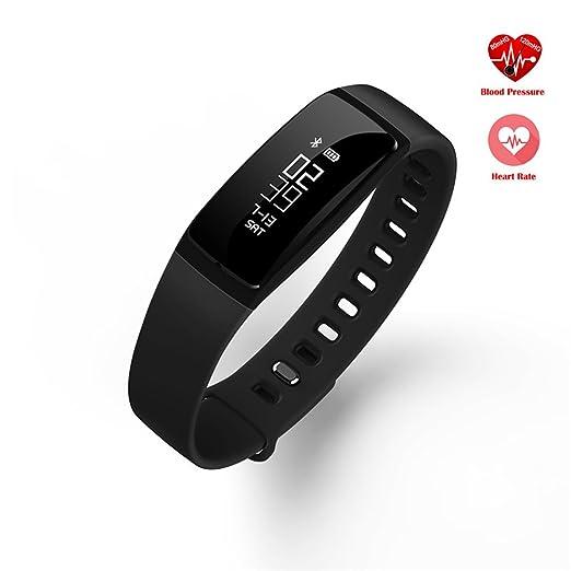 4 opinioni per Blood Pressure Fitness Tracker, Teamyo V07 Sanguigna Pressione Ossigeno Monitor