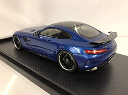 Almost Real ALM420707 1:43 Mercedes-AMG GT R-Blue: Amazon.es: Juguetes y juegos