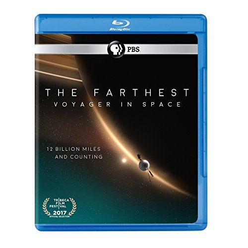 The Farthest - Voyager in Space Blu-ray