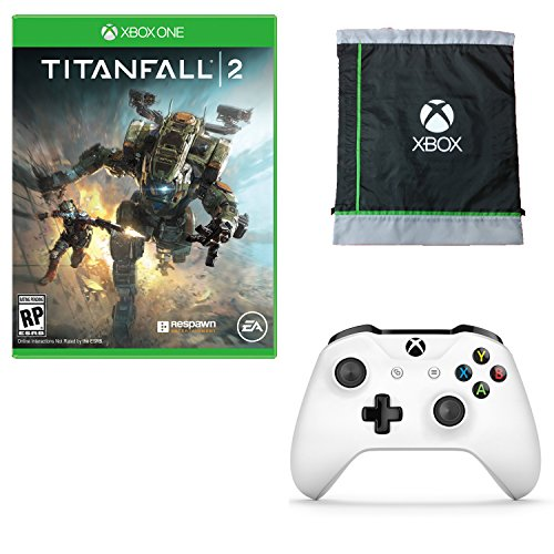 Titanfall 2 + Wireless Controller + Cinch Sac - Xbox One