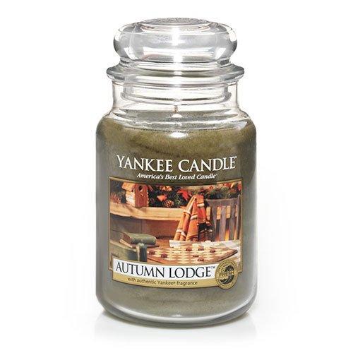 Yankee Candle Autumn Lodge Large Jar Candle -