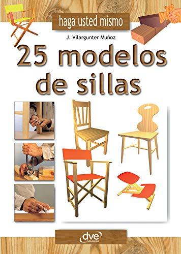 Amazon.com: Haga usted mismo 25 modelos de sillas (Spanish Edition ...