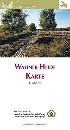 Wahner Heide Karte
